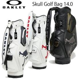 オークリー 【Oakley】 キャディバッグ キャディバック Skull Golf Bag 14.0ゴルフバッグ ゴルフバック【日本正規品】