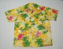 アロハシャツ(黄色)