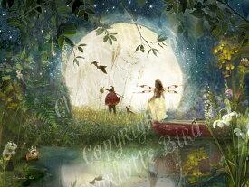 天使 妖精 絵画 フェアリー テイル (おとぎ話) フォトグラフ フェアリー エンジェル アート インテリア ヴィクトリア Charlotte Bird シャーロットバード イギリス 英国