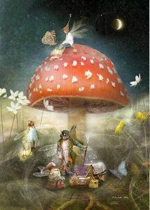 天使 妖精 絵画 ミドサマーズ イーブ グリーティング カード フェアリー エンジェル フォトグラフ アート ヴィクトリア Charlotte Bird シャーロットバード イギリス 英国 メッセージカード