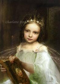 天使 妖精 絵画 フェアリー オブ ジェントルネス フォトグラフ フェアリー エンジェル アート インテリア ヴィクトリア Charlotte Bird シャーロットバード イギリス 英国