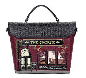 ベンデューラ ロンドン バックパック ザ・ジョージ 英国スタイル 女性用デザイナー7バッグ イギリス Vendula London The George Backpack【送料無料】