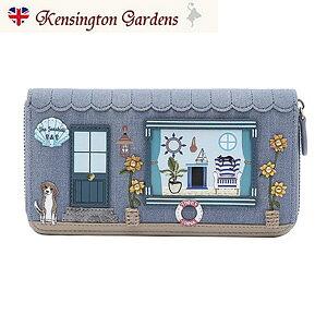 ベンデューラ ロンドン ザ・シーシェルB&Bジップアラウンド ウォレット 中 女性用財布 レディース かわいい ブランド フロム イングランド 英国スタイル 女性用デザイナーズバッグ イギリ