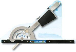 シンワ測定 丸ノコガイド定規 ミニフリーアングル2 300mm 78179