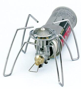 新富士バーナーレギュレーターストーブST-310【カセットガス式】(ボンベは別売)