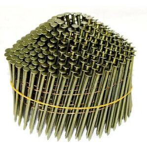 SC ロール釘(斜め釘スムース) 2.1mm×45mm タケノコ巻 2145【1ケース/400本×10巻×4箱】