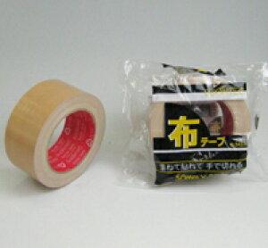 SC スリオンテック 布ガムテープ No.3437 75mm幅×25m巻【1ケース/24巻入】【※2ケースごとに送料800円かかります】