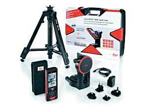 タジマツール/Leica(ライカ) レーザー距離計ライカディストD810TOUCHパッケージ【IP54/屋外対応】 DISTO-D810TOUCHSET