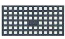 SC 調整板 ライナープレート(レベルサポート) L15 200×100×15【1ケース/80枚入】