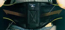 【信頼のPROSTAR】Σ(シグマ) 腰サポートベルト WB-100M(サイズM:腰回り目安70〜90cm)