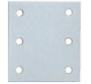 マキタ電動工具 BO4565(BO4561)・BO4555用マジックサンディングペーパー(目詰まり防止加工/塗装はがし) 木工用 四角 吸じん穴付/マジックファスナ式 砥粒WA150 A-52473(10枚入)