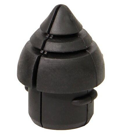 タカショーエクステリア φ16電線保護管用ブッシング HEC-082K(2個入)