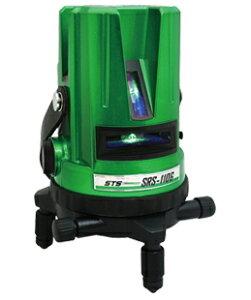 STS 高輝度グリーンレーザー墨出し器 SRS-110G【受光器・三脚は別売】