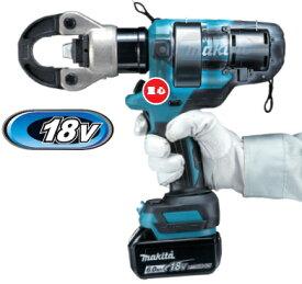 マキタ電動工具 18V充電式圧着器 TC300DRG【BL1860B×1個・充電器付】