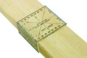 ラクダ ツーバイフォー定規(2×4材用) 12022