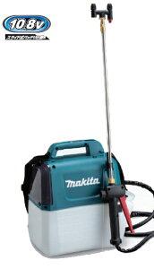 マキタ電動工具 10.8V充電式噴霧器【タンク容量5L】 MUS053DWH【バッテリーBL1015×1個・充電器付】