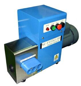 西田製作所 VVF(VA)専用廃棄電線皮むき機 NC-VVF263-100【100V用/プラグ付】【※メーカー直送品のため代引ご利用できません。】