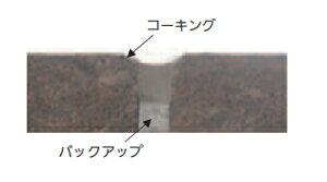 東亜コルク 目地コーキング剤セット7mm用 ライトグレー色 YC-2BS【※カタログ共通画像使用のため、商品画像・カラーにはご注意ください!!】