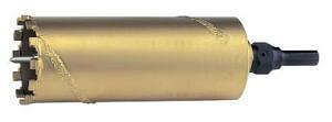 マキタ電動工具 乾式ダイヤモンドコアビット 【セット品】(ストレートシャンク) φ38mm×穴あけ深さ165mm A-12865