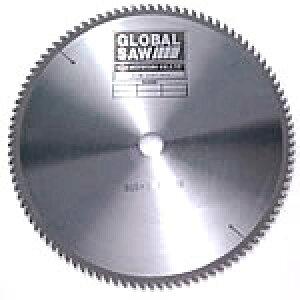 モトユキ グローバルソー 非鉄金属用チップソー 380mm×100P×穴径25.4mm GB-380-100