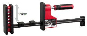 KDS メタルパラレルクランプ(締付け/拡張) MPC-300(拡張巾230〜430mm)