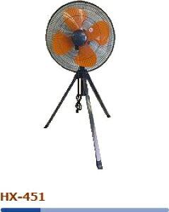 タイカツ 工場扇 三脚スタンド型 工場扇 【羽根径:45cm】 HX-451