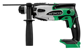 HiKOKI/ハイコーキ(日立電動工具) 14.4V充電式ロータリーハンマードリル DH14DSL(NN)(L)(本体のみ)【バッテリー・充電器は別売】(SDSプラス)