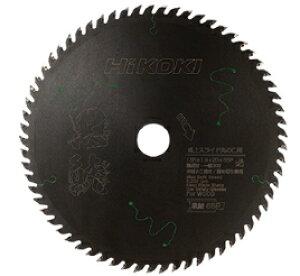HiKOKI/ハイコーキ スーパーチップソー 黒鯱 165mm×65P(刃数)×穴径20mm No.0037-7181