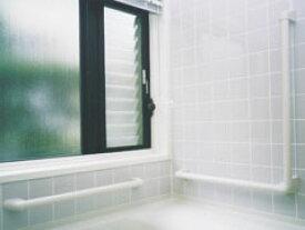 ナカ工業 ニューソフトハンド P-34NV I型 浴室手すり Φ34×600mm P34NV-600