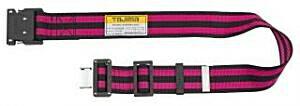 タジマツール 安全帯胴ベルト WS110 ボーダーピンク 鍛造アルミワンタッチバックル WS110-BPI Sサイズ