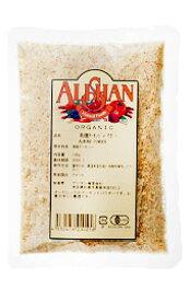 アリサンオーガニック 有機JAS認定 アーモンドパウダー100g アメリカ産 たんぱく質 ビタミンE マグネシウム お菓子、パン作りに!アーモンドプードル 生 皮 ナッツ 製菓材料 メール便配送可能 賞味期限:2021.01