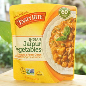 Tasty Bite ジャイプール風野菜カレー/285g【アリサン】