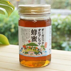ハワイ産オーガニック蜂蜜(オヒアレフア)/450g【藤井養蜂場】