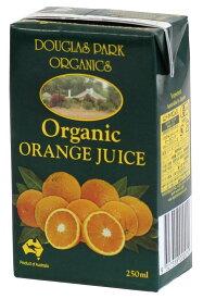 オーガニックオレンジジュース 250ml オーガニック