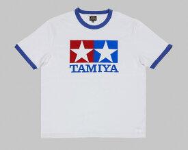 【送料無料】TAMIYA × THE REAL McCOY'S タミヤマークTシャツ 66995 Sサイズ