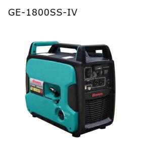 *インバーター発電機(ガソリンエンジン) デンヨー Denyo 【GE-1800SS-IV ge1800ssiv】 【keyword0323_dynamo】