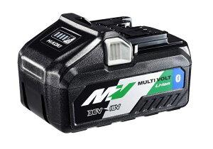 メーカー取り寄せ品【Bluetooth機能搭載】【新発売】HIKOKI 36Vリチュウムイオン電池 バッテリー【BSL36B18B】36V マルチボルト蓄電池4.0Ah 冷却対応 ハイコーキ 日立 工機ホールディングス