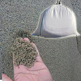 川砂(通し砂・左官砂) 大阪淀川産 土嚢袋 18kg セメント用砂・砂場の砂・ガーデニング・畑仕事・植栽・園芸用砂として 送料無料