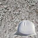 再生砕石・再生クラッシャーラン・CR(RC-40/RC-30) 土嚢袋 18kg 駐車場の穴埋め・リフォーム・土間工事の下地として …