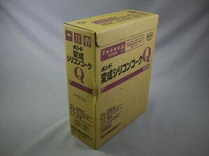 ボンド変成シリコンコークQ 333ML アイボリー 10本セット #57101|充填材 充填剤 補修材 シリコン 材料 変成シリコン シーリング材 シリコンコーキング コーキング剤 変性シリコン 変性コーキン