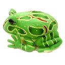 [ けろりんぱ ]ベルツノガエル(スタンダード)カエルのぬいぐるみ雑貨屋keroriオリジナル