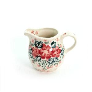 クリーマー[V082-U446]【ポーリッシュポタリー[ポーランド食器・陶器]】