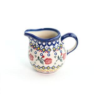 クリーマー[V082-U504]【ポーリッシュポタリー[ポーランド食器・陶器]】