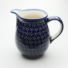 ジャグ・0.85L[Z951-226A]【ポーリッシュポタリー[ポーランド食器・陶器]】