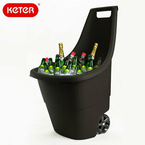 KETER EASY GO BREEZE(ケター イージーゴーブリーズ50L)【大型宅配便】 あす楽 土曜日営業 /RCP