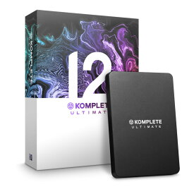 NATIVE INSTRUMENTS KOMPLETE 12 ULTIMATE UPG for SELECT (nks10p)