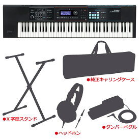 Roland JUNO-DS76 Premium Set