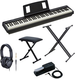 Roland ローランド 電子ピアノ 88鍵盤 FP-10 BK バリューセット