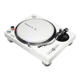 Pioneer DJ パイオニア PLX-500-W -DIRECT DRIVE TURNTABLE-