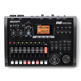 ZOOM R8 Recorder : Interface : Controller : Sampler